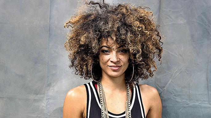 Kandace Springs - Love Got In The Way feat. David Sanborn | SANB